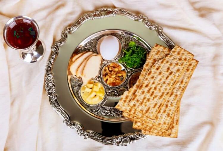 passover recipes seder plate