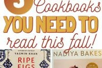 5 Cookbooks to Get You in a Cozy Fall Mood